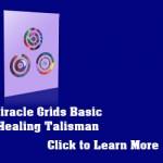 Basic Miracle Grid Healing Talisman