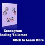 Enneagram Miracle Grid Healing Talisman