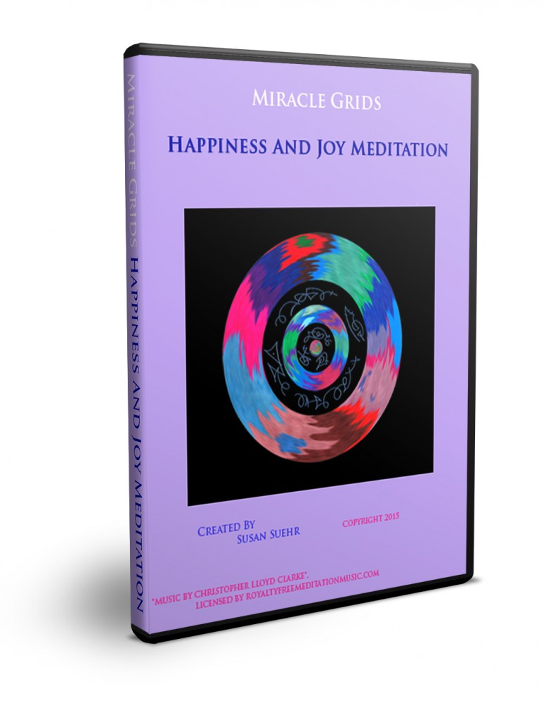 Happiness and Joy is one of best guided meditation videos at the Miracle Grids Shop