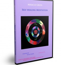 Self Healing is one of best guided meditation videos at the Miracle Grids Shop