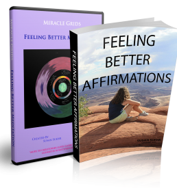 Feeling Better Meditation and Guide at the Miracle Grids Shop from Miracle Grids