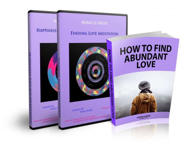 Have Abundant Love guide and 2 meditations at the Miracle Grids Shop