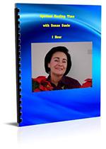 spiritual healing client time